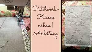 Patchwork Kissen Anleitung Kostenlos : patchwork kissen n hen anleitung handmade kultur ~ A.2002-acura-tl-radio.info Haus und Dekorationen