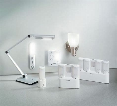 led lights running on rechargable batteries ecofriend
