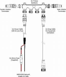Nmea2000 Cabling Kit