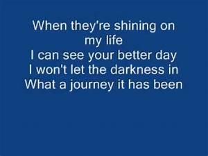 journey leah salonga- lyrics - YouTube