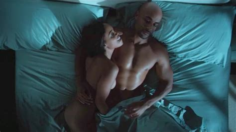 Celebrity Vixen Sharon Leal Sex Scene Compilation From Addicted 2014