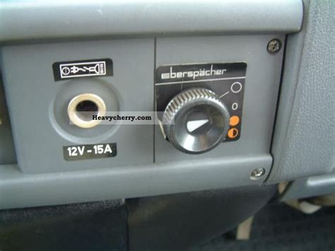 Ford So Transit. Car Heater Only 22,000 1991 Box-type