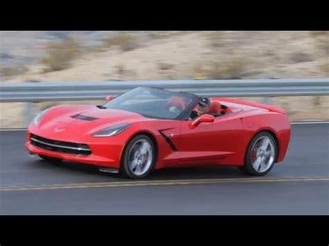 chevrolet corvette stingray  start  exhaust