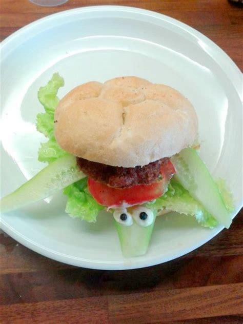 lustige burger rezept kochrezepteat