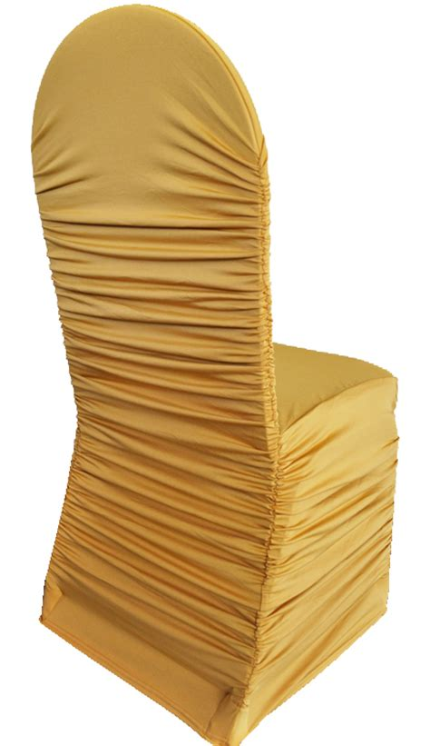 gold spandex chair covers wholesale
