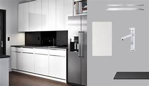 Ikea Küche Abstrakt : ikea abstrakt kitchen white cabinets kitchen design pinterest countertops on the side ~ Markanthonyermac.com Haus und Dekorationen