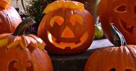 Halloween Kürbisgesichter Vorlagen