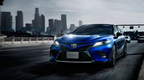 toyota camry hybrid ws 2018 4k wallpapers hd wallpapers