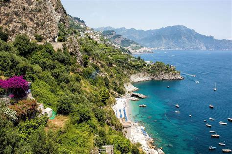 How To Travel From Rome To Sorrento, Capri & The Amalfi