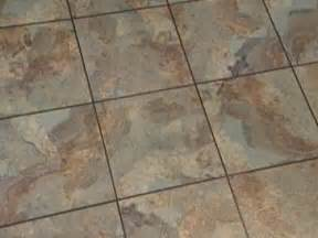 how to install vinyl flooring that looks like slate