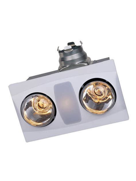 bathroom fan  heat lamp lighting  ceiling fans