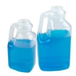 natural polyproplyene jugs  handle jugs soap making