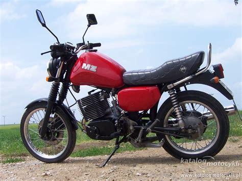 mz etz  etz katalog motocykli
