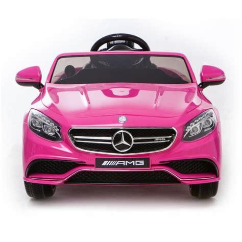 jouet pour siege auto mercedes s63 amg voiture jouet électrique pour enfant deux