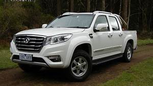 Great Wall Steed 4x2 Petrol 2017 Review