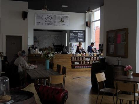 not shabby liverpool great atmosphere picture of 92 degrees coffee liverpool tripadvisor