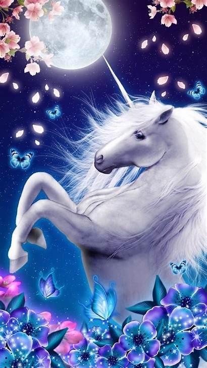 Unicorn Unicorns Fantasy Dreamy Unicornios Realistic Fairies