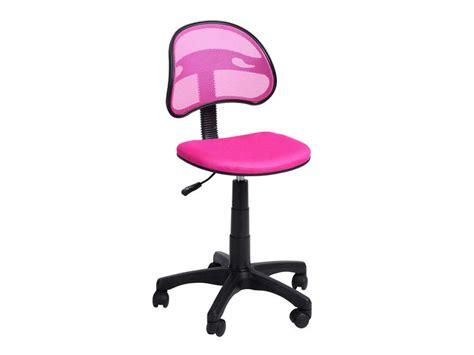 bureau fille alinea chaise dactylo azalie coloris vente de fauteuil de
