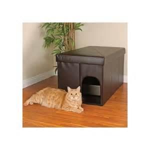 cat storage petco cat litter box storage ottoman 20 quot l x