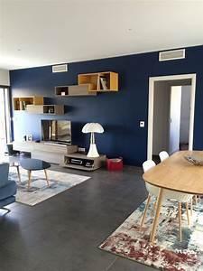peinture salle manger collection et salon salle a manger With meuble salle À manger avec salon salle a manger contemporain
