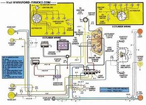 Craigslist Wiring Harness 1955 F100