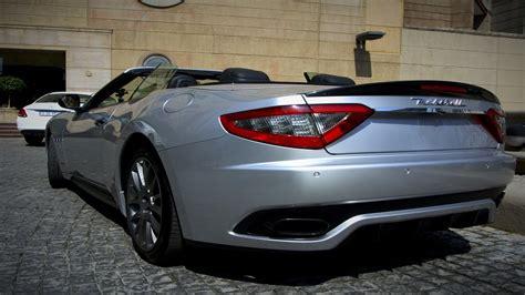 Review Maserati Grancabrio by Maserati Grancabrio S Review Best Car