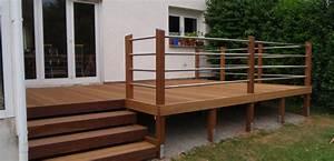 Bankirai Terrasse Bauen : 50 new terrasse treppe bauen pics terrassenideen blog ~ Lizthompson.info Haus und Dekorationen