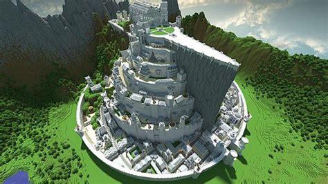 realistic minecraft creations infinigeek