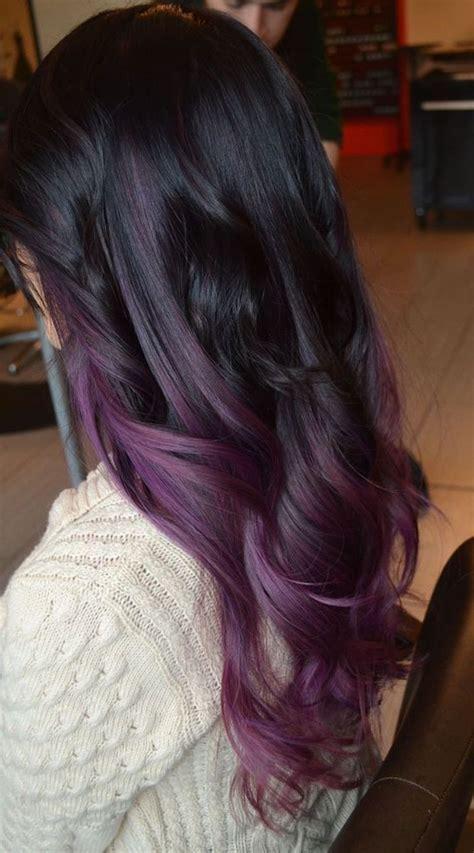 mittellange haare ombre die 25 besten ideen zu lila haarfarben auf purple hair dyes lila frisuren und