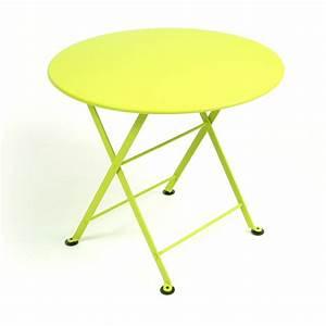 Table Basse Enfant : table basse enfant tom pouce de fermob verveine ~ Teatrodelosmanantiales.com Idées de Décoration