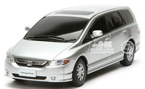 24 Scale Silver / Black R/c Honda Odyssey Toy
