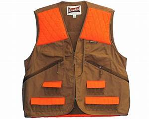 Blaze Orange Bright Hunters Hunting Vests Outerwear
