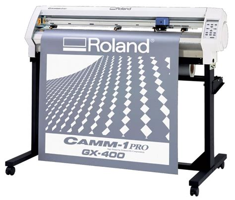 roland camm 1 pro gx professional vinyl cutter plotter