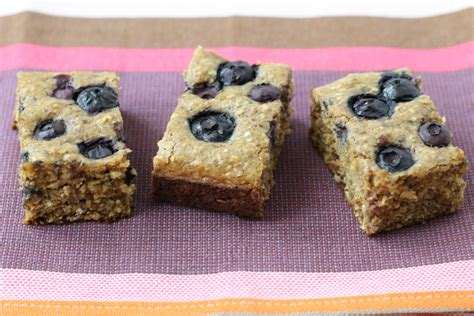 blueberry date snack cake  oats healthy ideas  kids