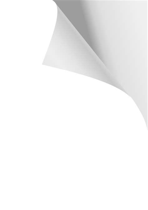 Page Curl Basic Clip Art at Clker.com - vector clip art