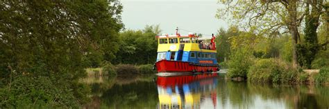 Boat Transport Exeter by Exeter Canal Stuart Line Cruises
