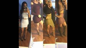 Club outfits (baile outfits) - YouTube