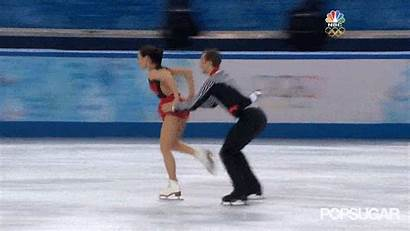 Skating Ice Olympics Figure Russian Pairs Winter