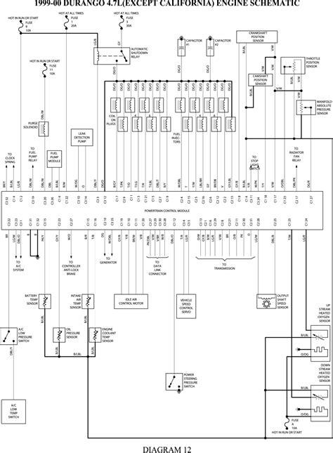 Dodge Durango Wiring Diagram Electrical Website