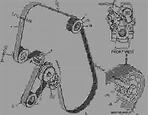 33 Cat C15 Serpentine Belt Diagram