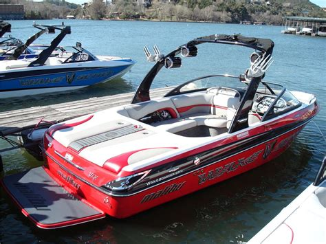 Malibu Boats For Sale In Mississippi by 2008 Malibu Wakesetter Vlx Loaded For Sale In