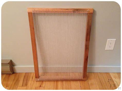 testing   weaving skills   simple framelap