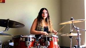 Professional Drumer Foo Fighters Everlong Drum Cover By Melanie Dilorenzo