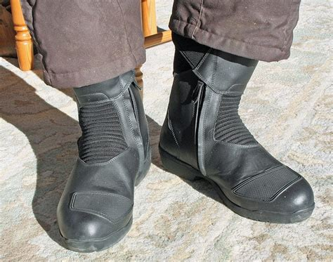 Bmw Allround Motorcycle Boots Review