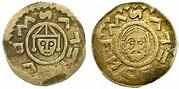 Denar - Vratislaus II (duke 1061-1092) - Royal mint of ...