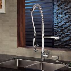 kitchen faucet modern contemporary solid brass kitchen faucet