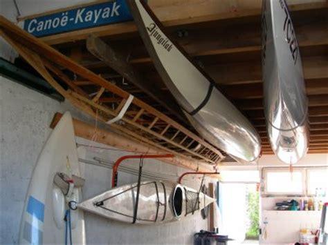rangement des kayaks dans mon garage 2 de dplouepic