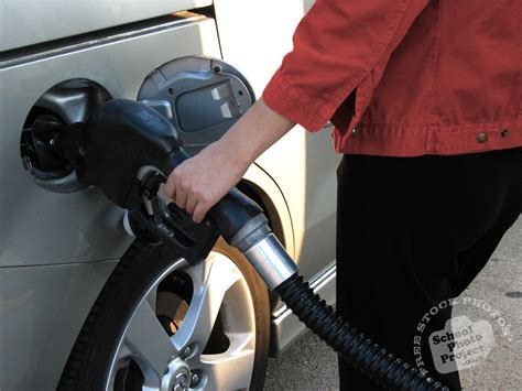 Filling Gas, Free Stock Photo, Image, Picture