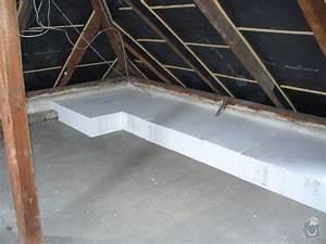 Zateplení stropu polystyrenem