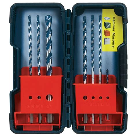 bosch glass and tile drill bit set 4 gt2000 the